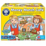 Money Match Cafe Game