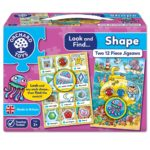 Look and Find Shape Jigsaw