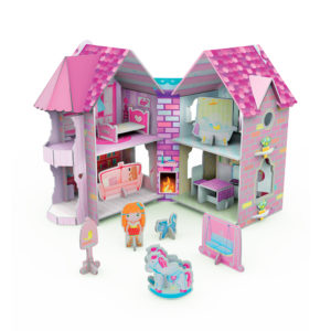 Sassi 3D Doll House