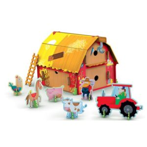 Sassi 3D Farm and book