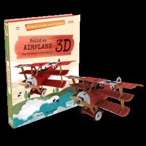 Sassi Build an Airplane 3D