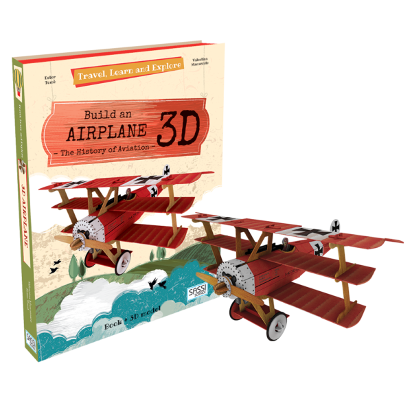 Build an Airplane 3D