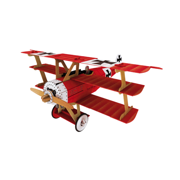 Build an Airplane 3D Model