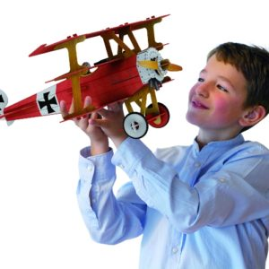 Sassi Build an Airplane 3D