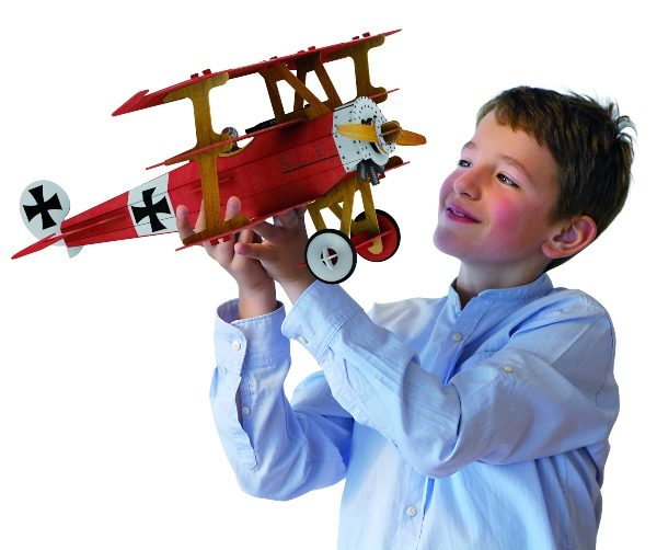 Build an Airplane Model
