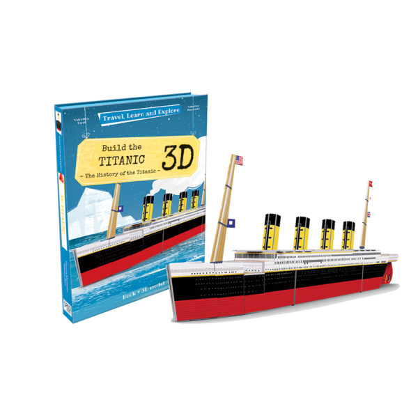Build the Titanic 3D