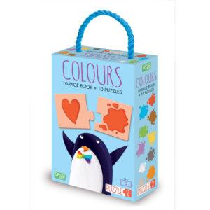 Sassi Junior Colours First Puzzle