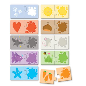 Sassi Junior Colours First Puzzle
