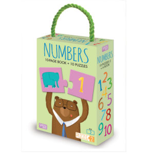Sassi Junior Numbers First Puzzle