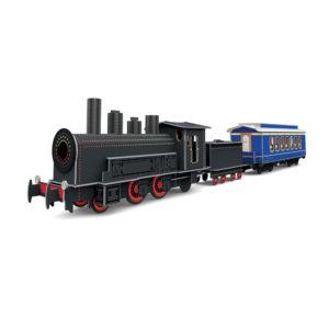 Sassi Orient Express 3D