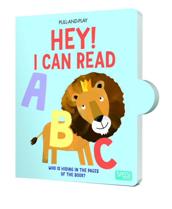 PULL AND PLAY. HEY! I CAN READ N.E. 2019