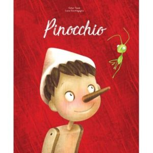 Pinocchio Die Cut Reading