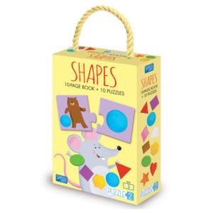 Sassi Junior Shapes First Puzzle