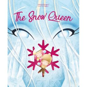 Snow Queen Die Cut Reading
