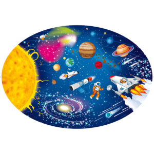 Space The Solar System Puzzle