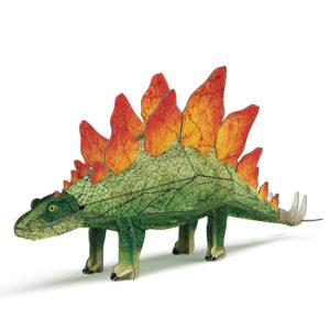Sassi 3D stegosaurus