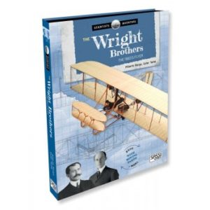 Wright brothers 3D