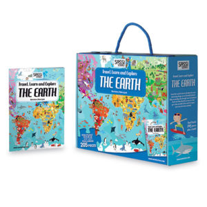 Sassi The Earth puzzle