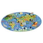 The world of animals puzzle