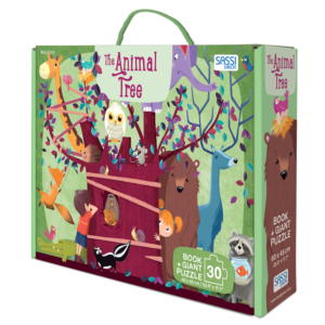 Sassi The Animal Tree puzzle