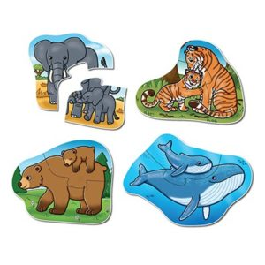 Mummy and Baby Puzzles
