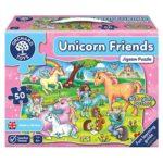Orchard Toys Unicorn Friends puzzle