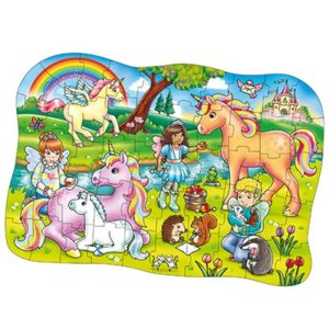 Orchard Toys Unicorn Friends Puzzle
