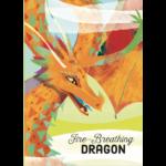 Dragon puzzle book