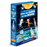 earth to the moon puzzle by Sassi
