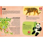 Endangered species of the planet book