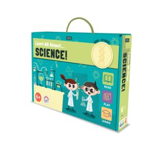 Learn all about Science - Sassi
