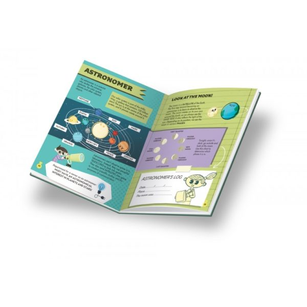 Learn all about Science book