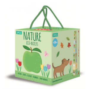 Nature Eco Blocks by Sassi Junior