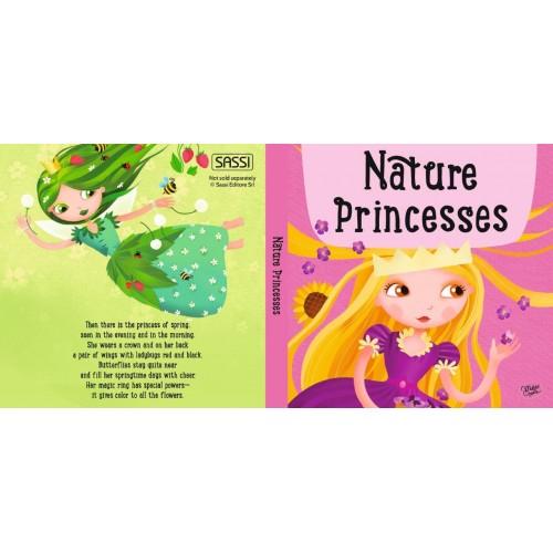 Nature Princesses Book Cover