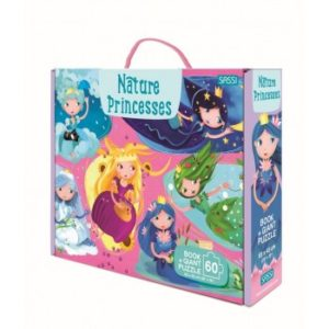 Nature Princesses puzzle by Sassi