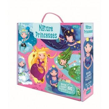 Nature Princesses puzzle main