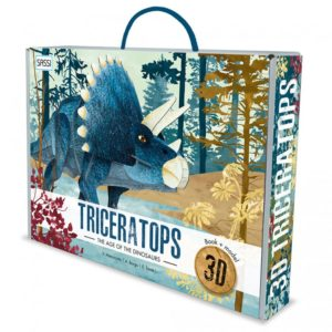 The 3D Triceratops by Sassi