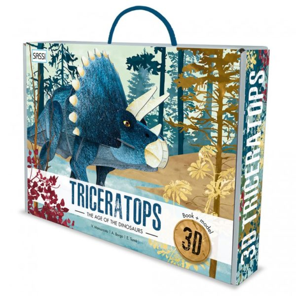 The 3D Triceratops