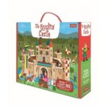 the knights castle puzzle by Sassi