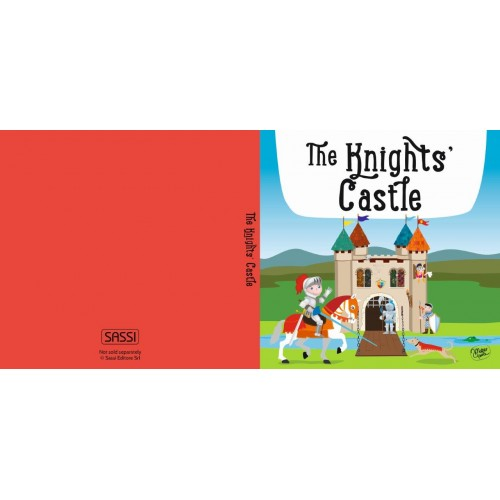 The Knights Castle puzzle book cover