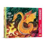 Dragon 100 piece puzzle by Sassi