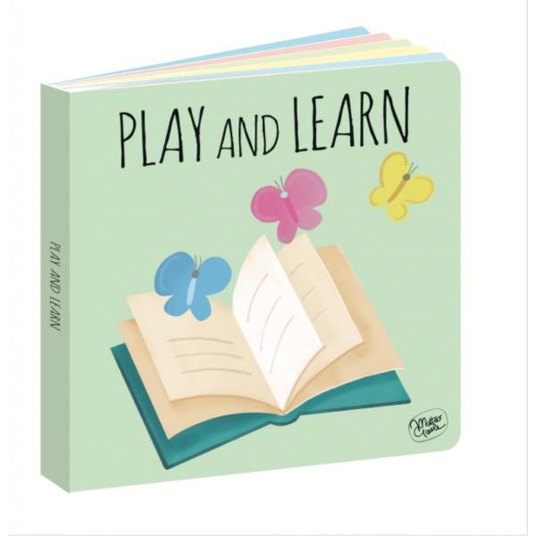 play and learn book