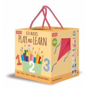 play and learn eco blocks by sassi junior