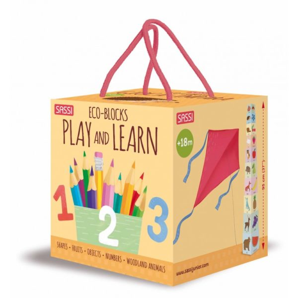 play and learn eco blocks