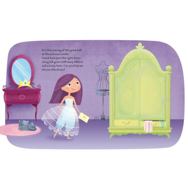 the princess castle book