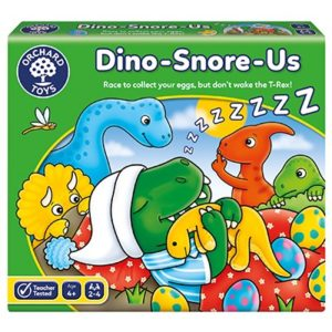 Dino Snore Us Game