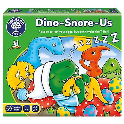 Dino Snore Us