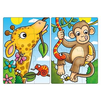 First Jungle Friends1