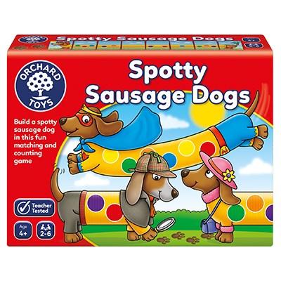 Spotty Sausage Dogs